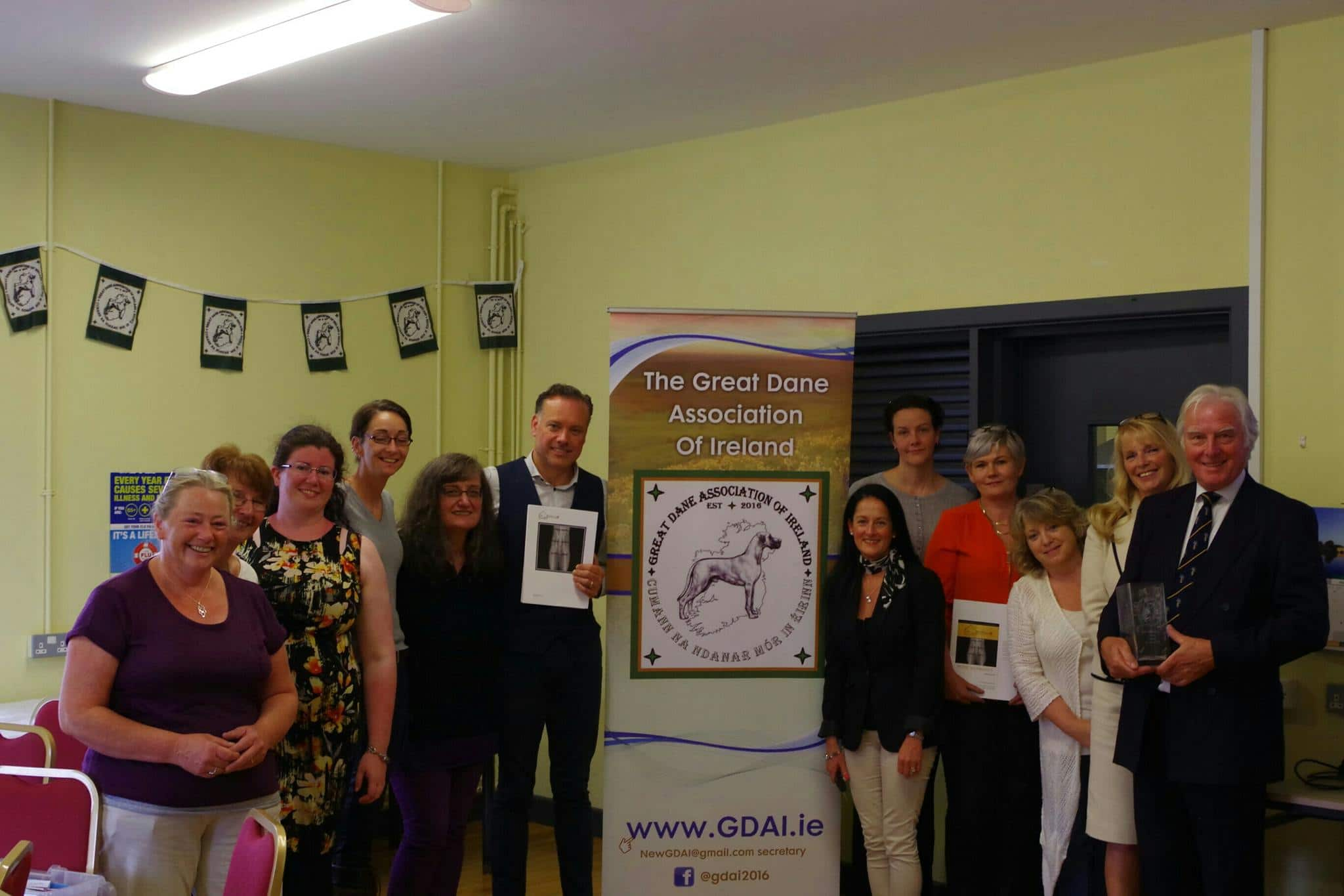 Great Dane Association of Ireland